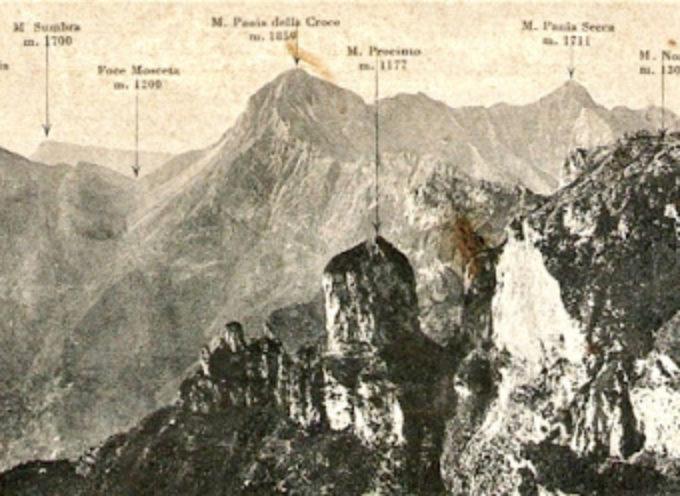 La misteriosa origine del nome delle 33 vette delle Apuane