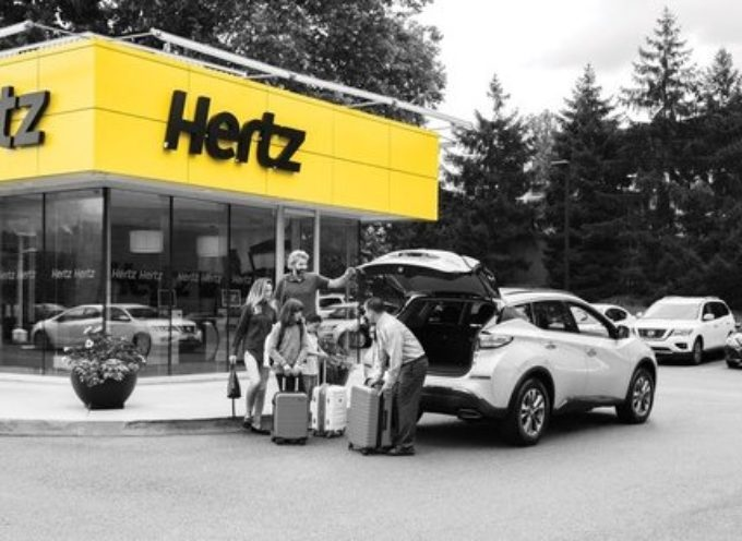 Hertz dichiara bancarotta negli USA a causa del coronavirus