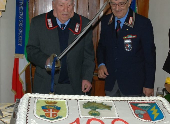 Ci ha lasciati Giuseppe Palagi, 104 anni, carabiniere paracadutista di Segromigno in Piano.