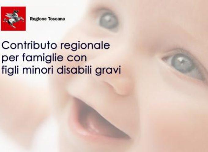 PROROGA TERMINE DI PRESENTAZIONE Contributo per figli minori disabili gravi (l.r. 73/2018 art. 5)