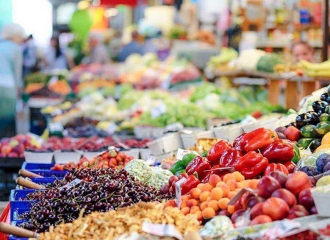 Intervento da 2,5 milioni per sostenere le imprese di commercializzazione e trasformazione dei prodotti agricoli