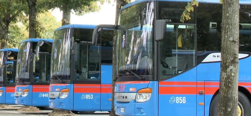 Trasporto pubblico locale, un servizio in sicurezza a sostegno della ripresa delle attività