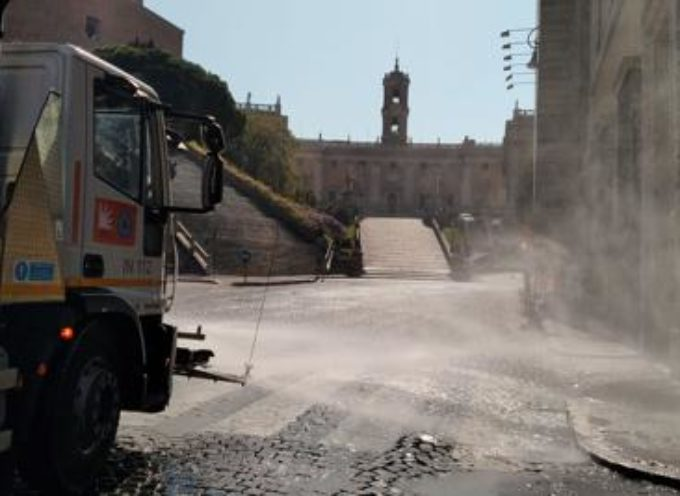 "Coronavirus, Oms: ""Disinfettare strade non serve e fa male"""