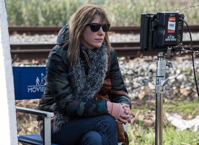 la regista lucchese Cristina Puccinelli ospite mercoledì 6 maggio di un live talk all'Other Movie di Lugano Film Festival