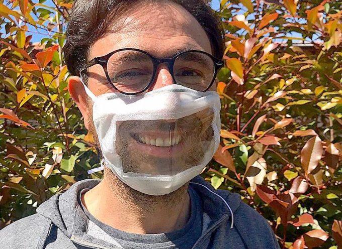 Comune di Pietrasanta distribuirà mascherine trasparenti per non udenti,