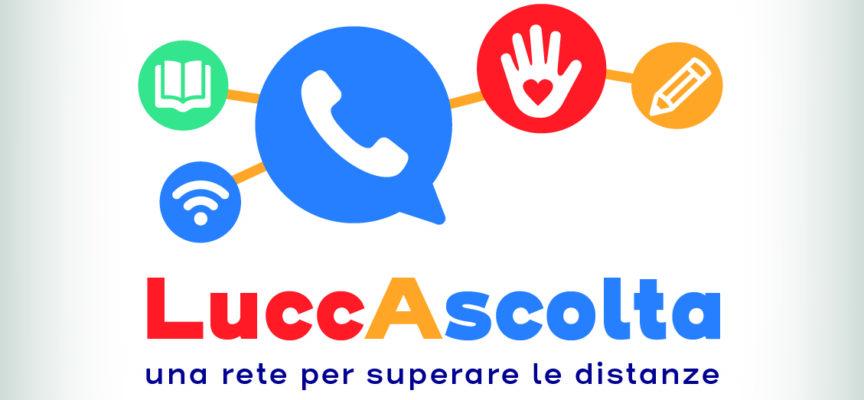 """Nasce """"LuccAscolta"""", il progetto che accompagna le famiglie nella didattica e nelle relazioni educative"""