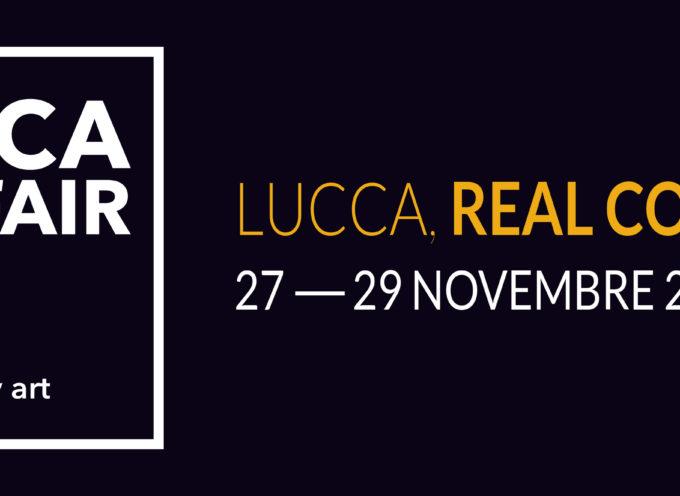 Lucca Art Fair posticipata La quinta edizione è prevista dal 27 al 29 novembre 2020