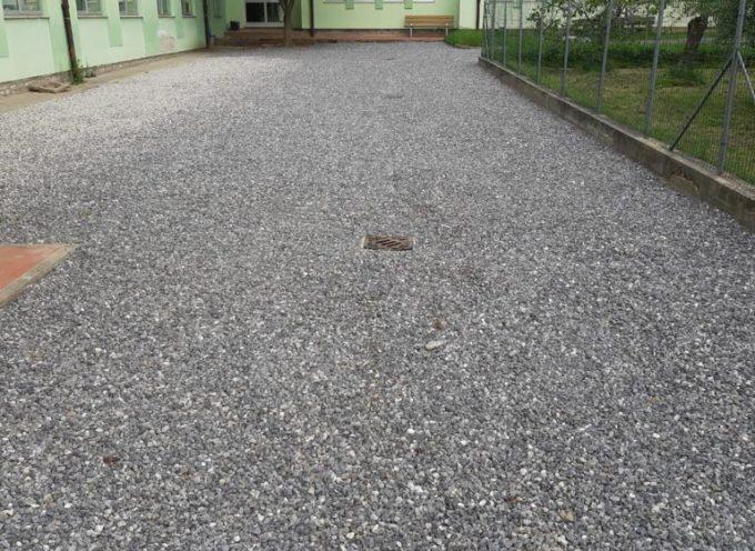 In fase di completamento i lavori alla scuola primaria e all'asilo nido di Marlia.