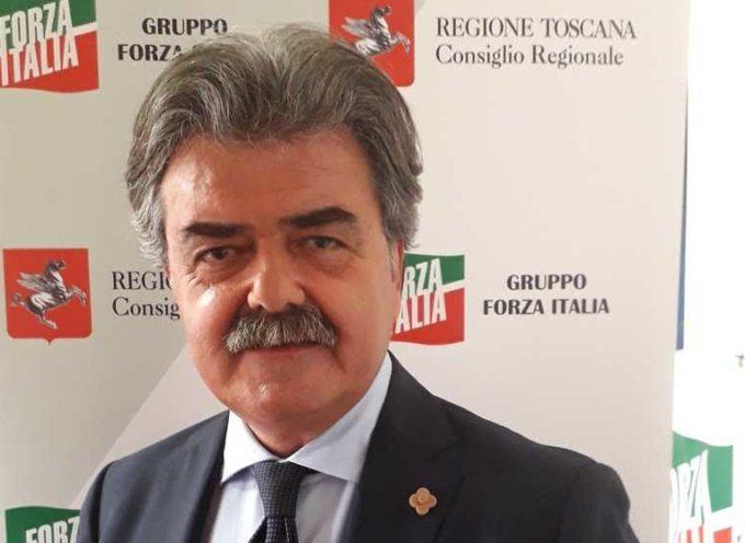 Coronavirus e fondi regionali, Marchetti (FI): «Per turismo e impresaToscana euro zero