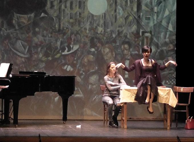 La diretta streaming con le opere contemporanee registrate al Teatro di San Girolamo