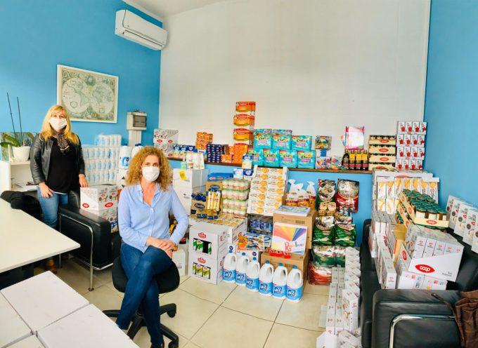 MASSAROSA – al via la distribuzione di pannolini e generi alimentari per neonati