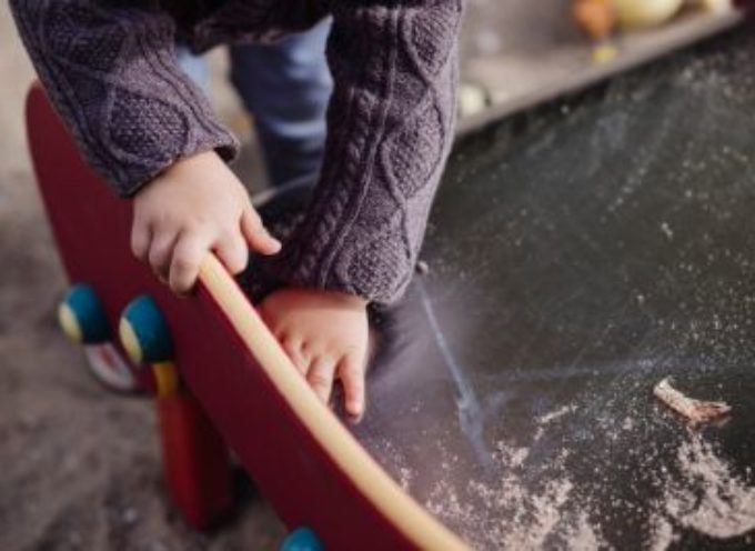 Spunti e suggerimenti per i bimbi da 0 a 3 anni