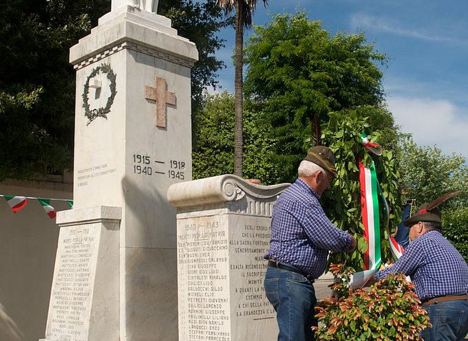 a Marlia si celebra la Festa della Repubblica