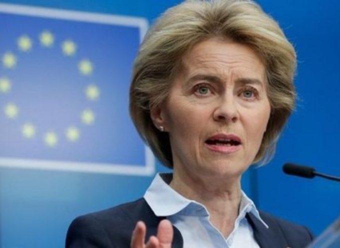 Recovery Fund da €750 miliardi (gran parte a fondo perduto). Il piano Von der Leyen