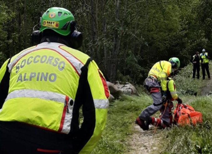 uomo deceduto in un bosco in località Trassera – Lugliano nel comune di Bagni di Lucca.
