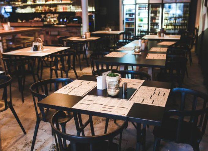 COME RIAPRIRE LA ristorazione. Le linee guida dell'INAIL