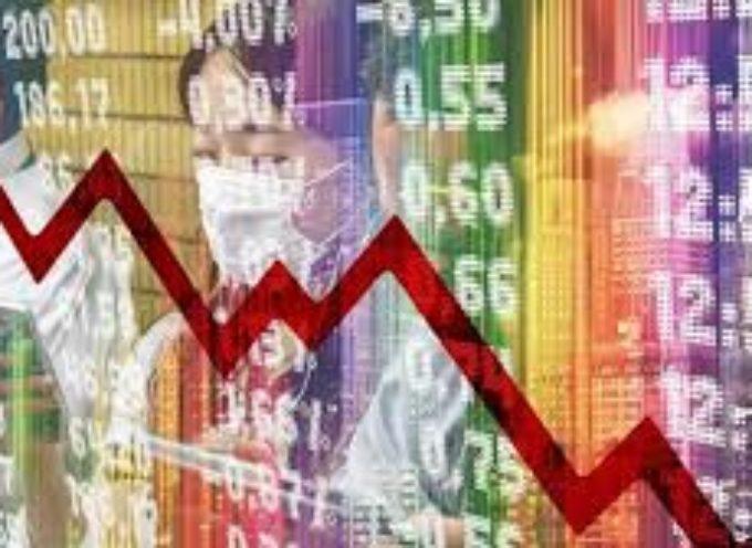 Arriva la recessione più grave della storia europea