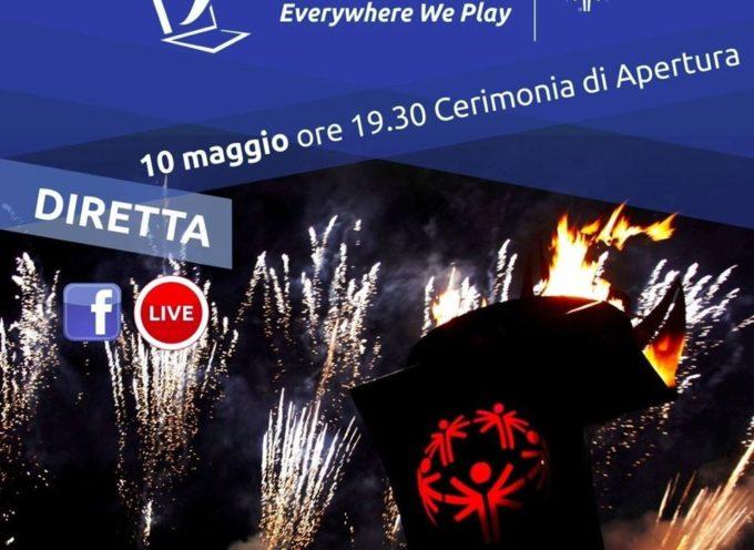 10 MAGGIO il via agli Special Olympics Smart Games
