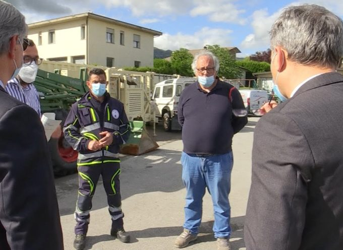 Distribuiti quasi 100.000 euro di pacchi alimentari in Garfagnana