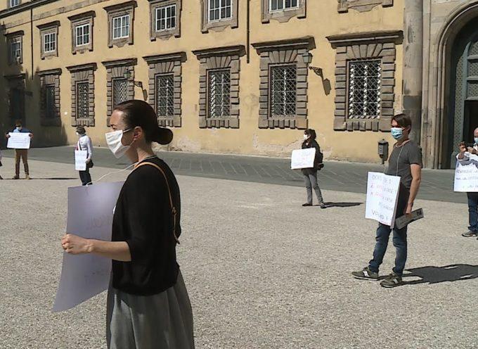 """Anche a Lucca la manifestazione di """"Liberiamo l'Italia"""""""
