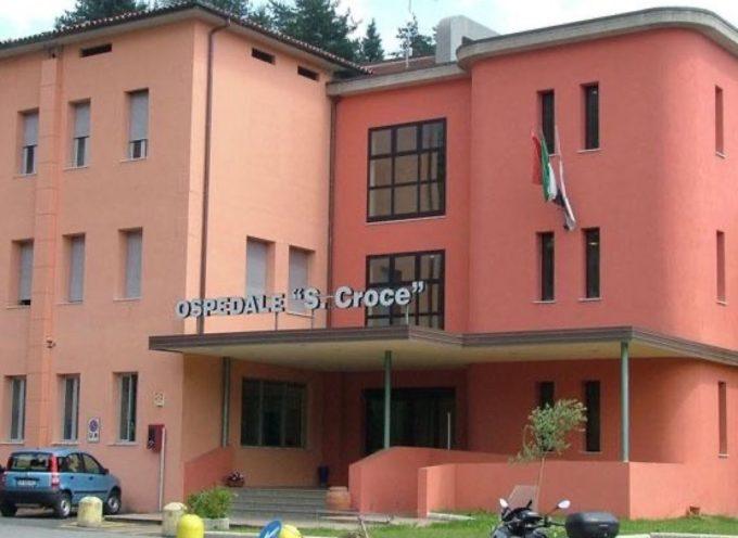 Graziani Giovanna Maria ringrazia l'Ospedale S. Croce