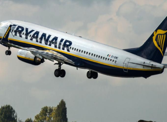 Ryanair riprende i voli mercoledì 1° luglio.