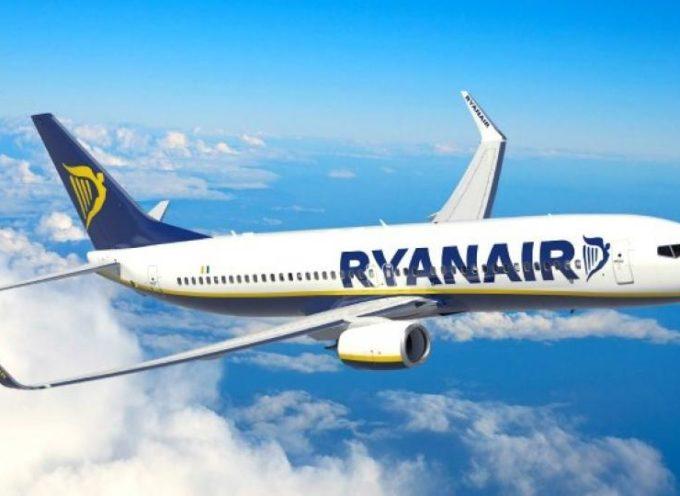 Ryanair annuncia 1000 voli giornalieri su tutta Europa a partire dal 1 luglio. Biglietti a 29,99 euro per chi volerà in luglio e agosto