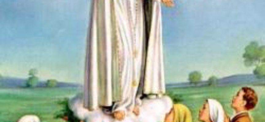 Il Santo del giorno, 13 Maggio: Nostra Signora di Fatima
