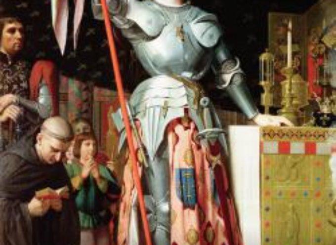 Il Santo del giorno, 30 maggio: S. Giovanna D'Arco, la Pulzella d'Orleans