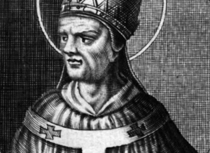Il Santo del giorno, 15 Maggio: S. Eutizio e la pietra che stilla Manna!