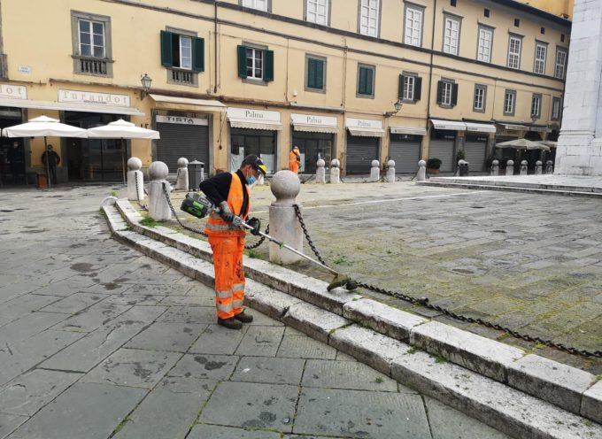 Ventaglio: riparte in sicurezza il progetto che porta cura, manutenzione e decoro sul territorio comunale