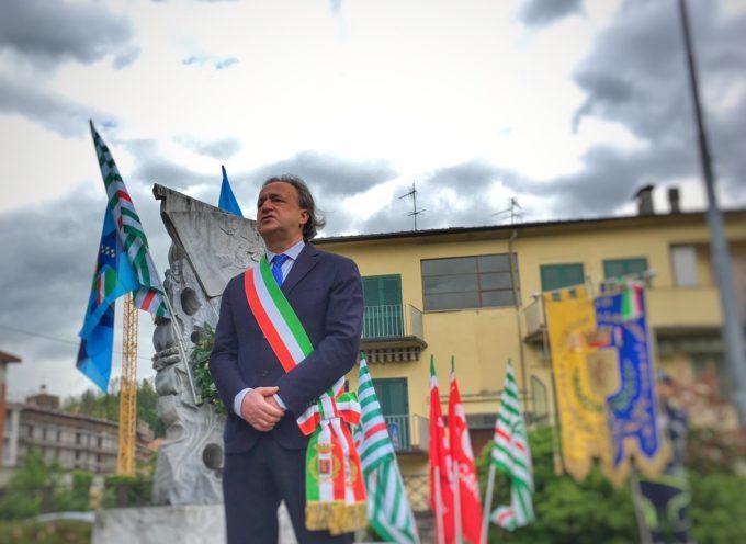 Celebrata a Castelnuovo di Garfagnana la Festa dei lavoratori