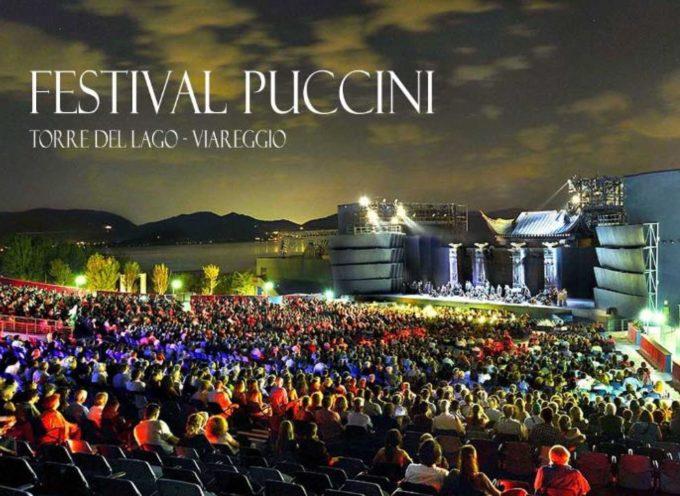 Il Festival Puccini si farà, ma cambia il cartellone: ecco date e spettacoli