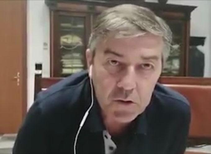 """Il sindaco Murzi risponde per le rime a Porro: """"E' arrogante e non conosce le cose"""""""
