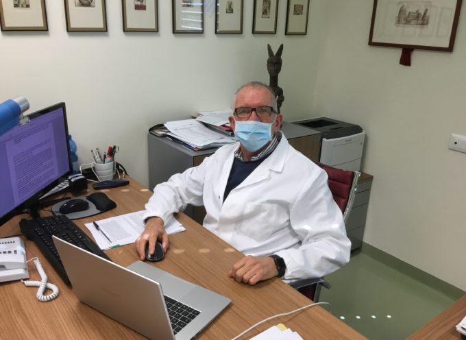 In pensione il dottor Ferdinando Cellai: nell'emergenza Covid