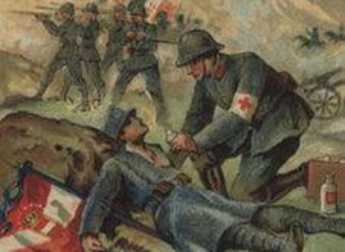accadde oggi Il 15 giugno 1864 a Milano viene fondata la Croce Rossa Italiana