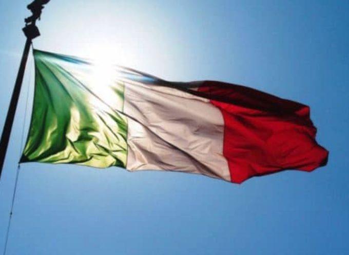L'amministrazione Comunale di Castiglione di Garfagnana renderà omaggio al nostro tricolore alla nostra Repubblica.