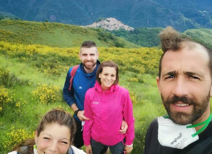 Il Gemello del Prato Fiorito, il Mt. CORONATO o come é chiamato a Montefegatesi: Lamporaia
