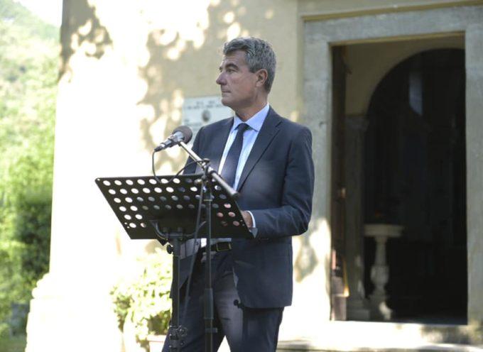 Ieri ho partecipato alla lettura integrale della Costituzione nel Parco Nazionale della Pace di Sant'Anna di Stazzema.