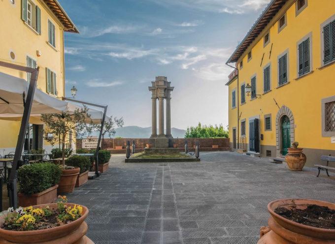 Novità per il centro storico di Montecarlo