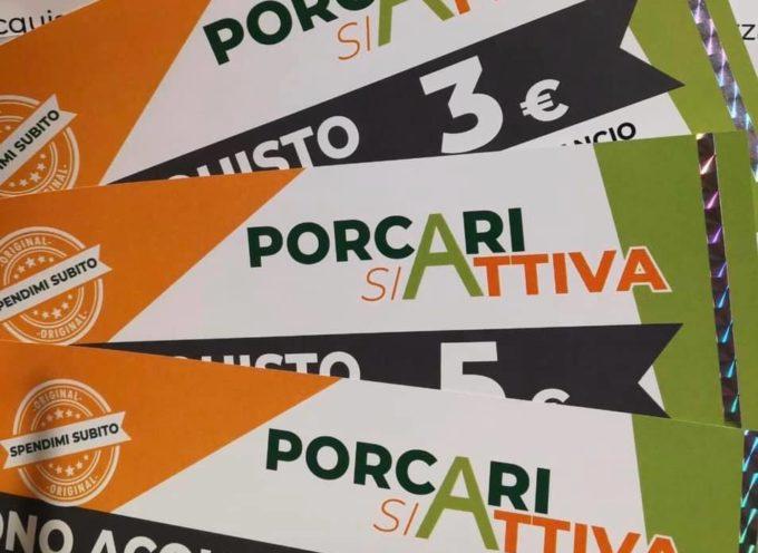 In questi giorni tutte le famiglie di Porcari riceveranno nella cassetta della posta tre buoni ologrammati del valore di 3, 5 e 10 euro, da utilizzare a partire dal 15 giugno e fino al 31 luglio.