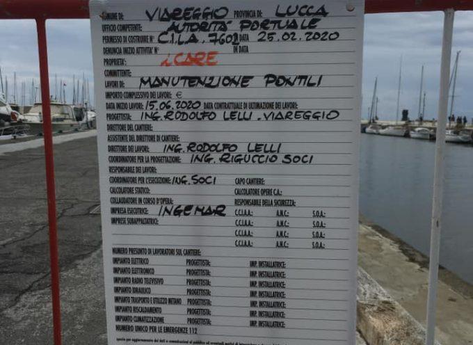 VIAREGGIO – Abbiamo riacquistato il Porto, e ora lo sistemiamo.
