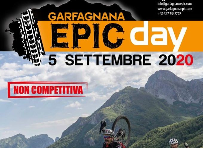C'è tempo fino al 28 giugno per iscriversi alla maratona più epica d'Italia, la Garfagnana EPIC Day!