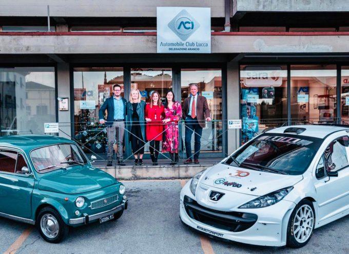 ACI ARANCIO Lucca – 30 anni di Passione per i Motori, al fianco degli Automobilisti Lucchesi