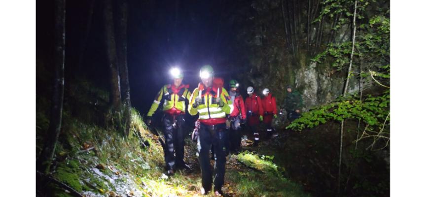 Il Soccorso Alpino è stato attivato ieri sera in provincia di Massa Carrara in tre località diverse.