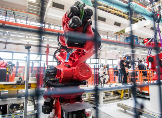 Crollo della produzione industriale europea. Francia e Spagna peggio dell'Italia