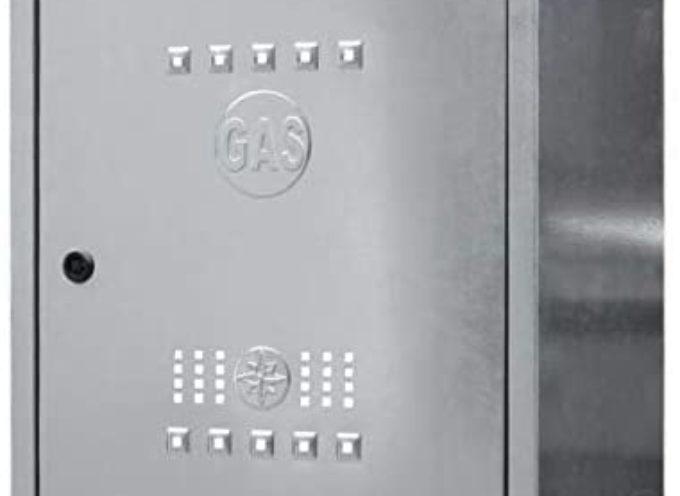 Massarosa – Nuovi armadietti metallici per il gas in via Fondacci