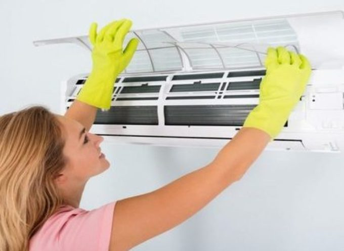 Aria condizionata e COVID-19: misure da seguire per pulizia filtri, temperatura e sanificazione
