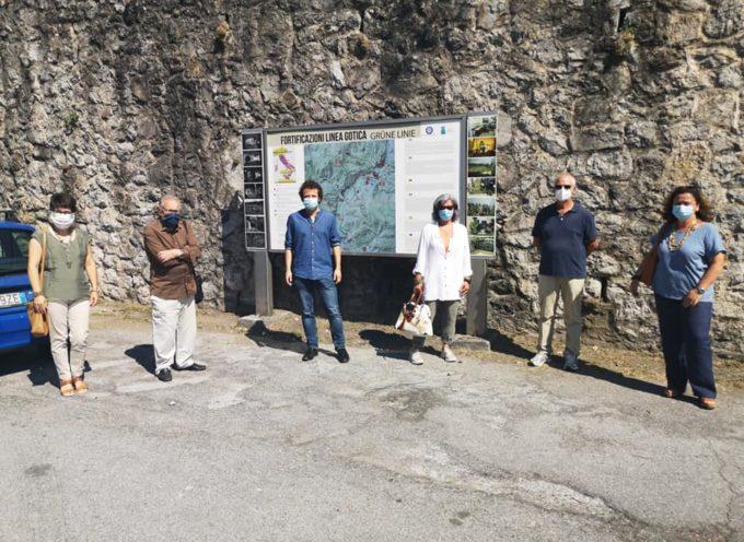 Da lunedì ripartono le visite ai camminamenti della Linea Gotica.