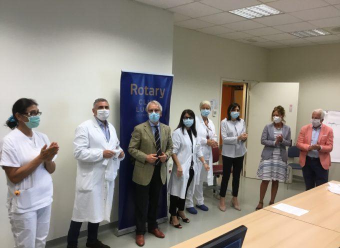 """Ospedale """"San Luca"""": parte il progetto """"Io dormo sulla schiena"""" con il Rotary Club di Lucca"""